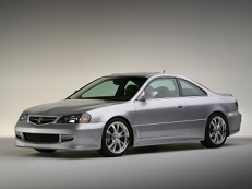 Acura CL Type-S 2001 model