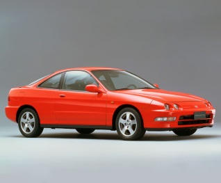 Acura Integra 1986 model