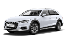 Audi A4 Allroad 2009 model