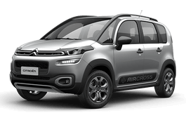Citroën C3 Aircross 2016 model