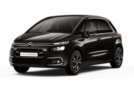 Citroën C4 SpaceTourer 2018 model
