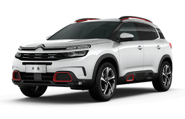 Citroën C5 Aircross 2017 model