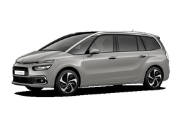 Citroën Grand C4 SpaceTourer 2018 model