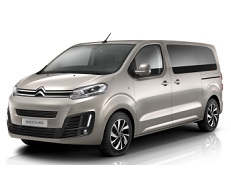 Citroën SpaceTourer 2016 model