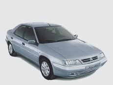 Citroën Xantia 1993 model