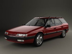 Citroën Xm 1989 model