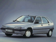 Citroën ZX 1990 model