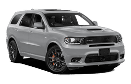 Dodge Durango SRT 2018 model