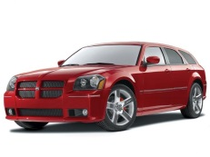 Dodge Magnum SRT 2006 model