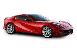 Ferrari 812 Superfast 2017 model