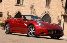 Ferrari California 2008 model