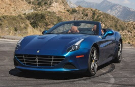 Ferrari California T 2014 model