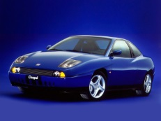 Fiat Coupe 1993 model