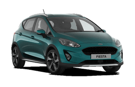 Ford Fiesta Active 2018 model