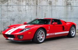 Ford GT 2005 model