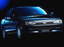 Ford Orion 1983 model