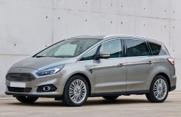 Ford S-MAX 2006 model