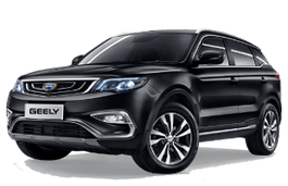 Geely Atlas 2018 model