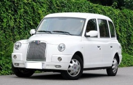 Geely Englon TX4 2009 model