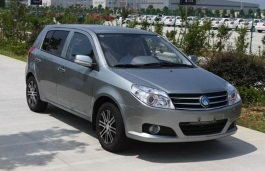 Geely Golden Eagle 2008 model