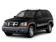 Isuzu Ascender 2002 model