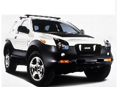 Isuzu VehiCROSS 1999 model