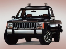 Jeep Comanche 1986 model