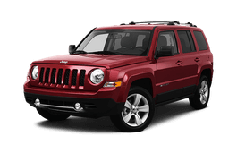 Jeep Patriot 2007 model