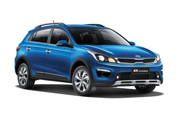 Kia KX cross 2017 model