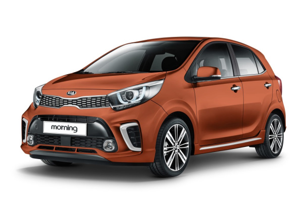 Kia Morning X-Line 2019 model