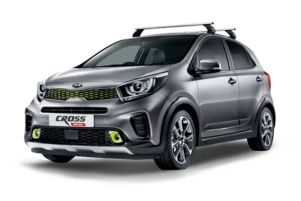 Kia Picanto Cross 2018 model