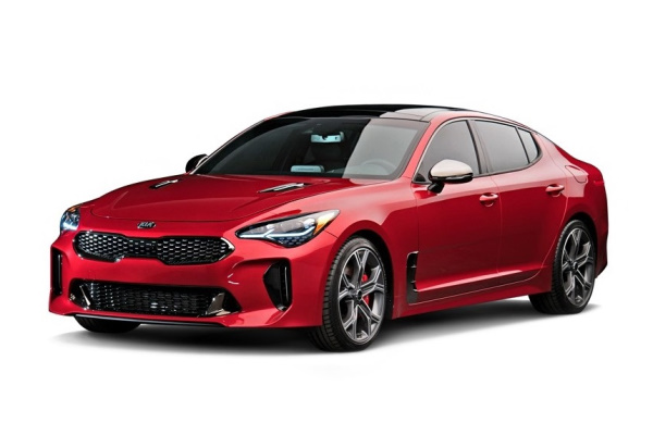 Kia Stinger 2017 model