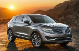 Lincoln MKX 2006 model