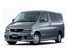 Mazda Bongo Friendee 1995 model