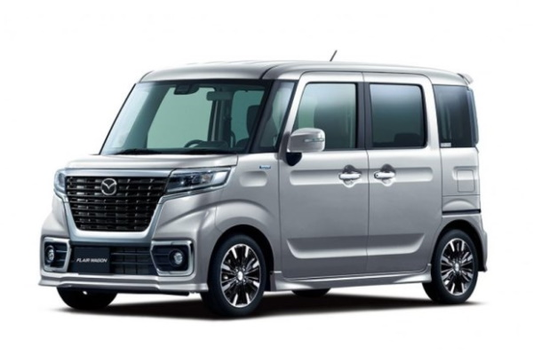 Mazda Flair Wagon Custom Style 2013 model