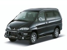 Mitsubishi Delica Space Gear 1994 model