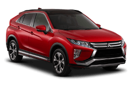 Mitsubishi Eclipse Cross 2017 model