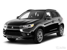 Mitsubishi Outlander Sport 2010 model