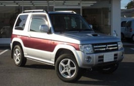 Mitsubishi Pajero Mini 1994 model