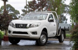 Nissan NP300 Navara 2015 model