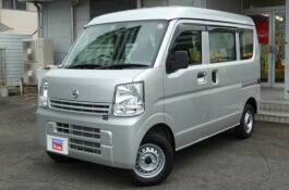 Nissan NV100 Clipper 2012 model