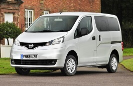 Nissan NV200 Vanette 2009 model