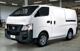 Nissan NV350 Urvan 2012 model