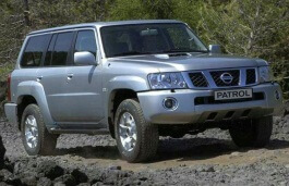 Nissan Patrol Safari 2011 model