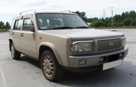 Nissan Rasheen 1994 model