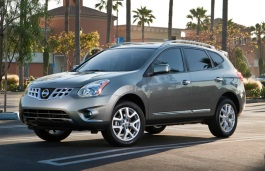 Nissan Rogue Select 2014 model