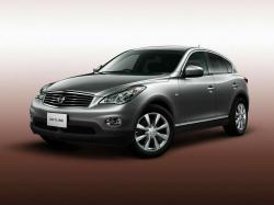 Nissan Skyline Crossover 2009 model