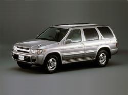 Nissan Terrano Regulus 1996 model