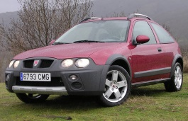 Rover Streetwise 2003 model