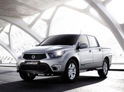 SsangYong Actyon Sports 2006 model